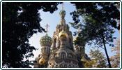 Храмы города Санкт-Петербурга